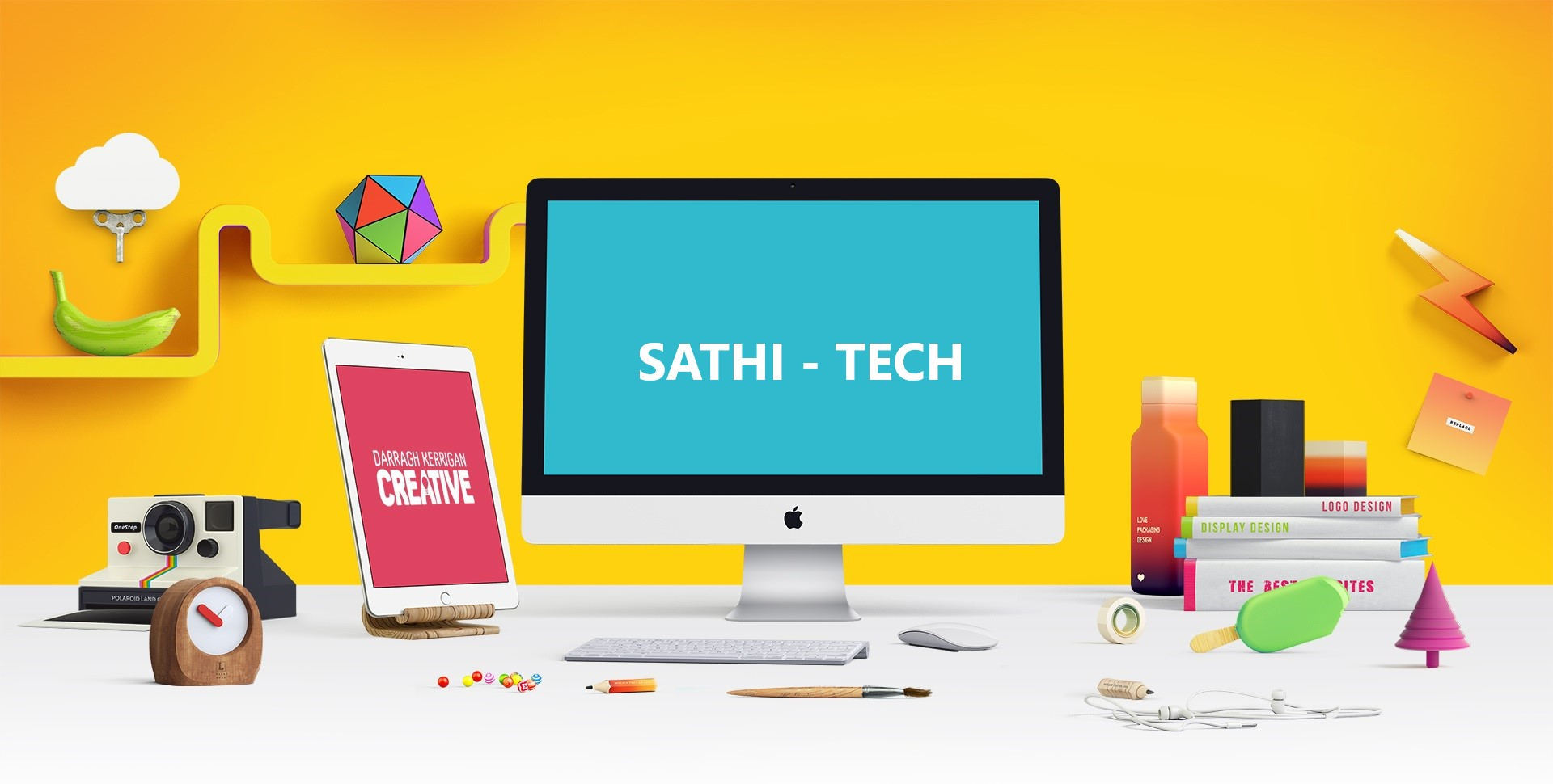 WELCOME TO SATHI – TECH